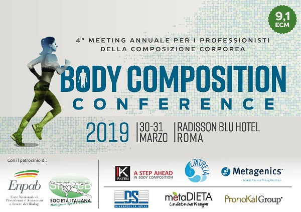 Programma BODY COMPOSITION CONFERENCE (4° Meeting)