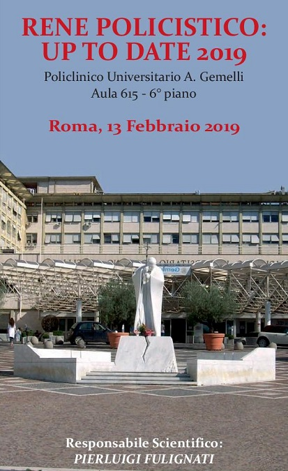 Programma Rene Policistico: Up To Date 2019