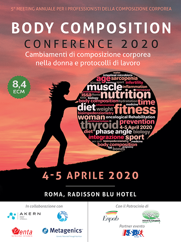 Programma Body Composition Conference 2020